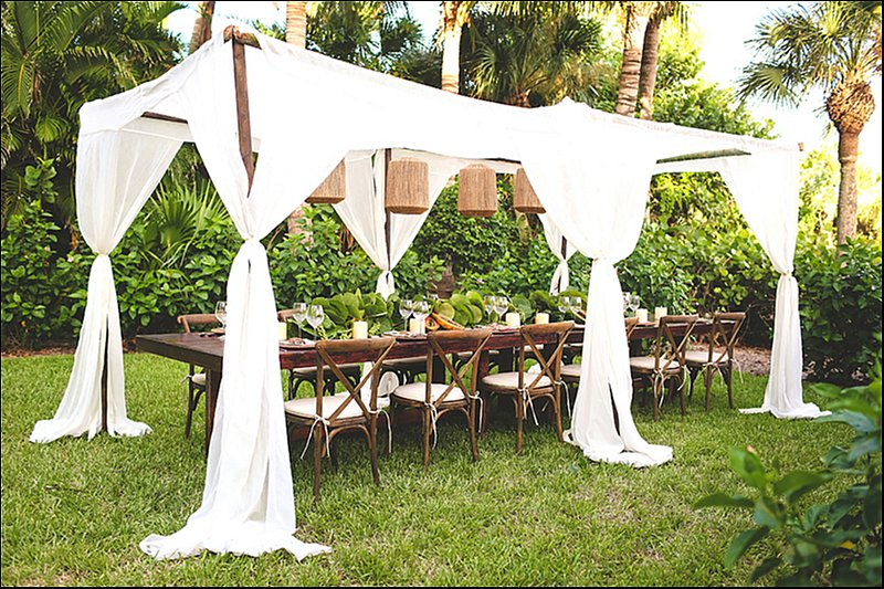 Event Rental Party Photos Niche Event Rentals Naples Fl