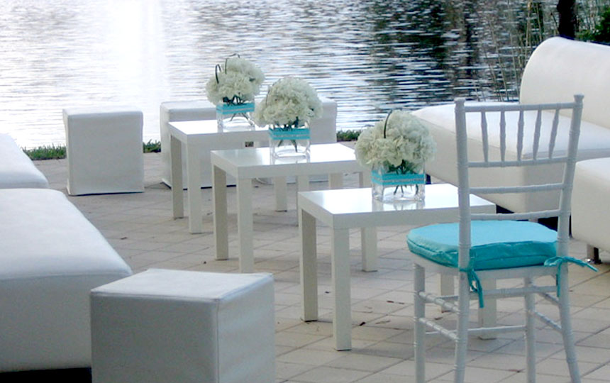 Party Rental & Wedding Event Rental Furniture - Niche Event Rentals ...