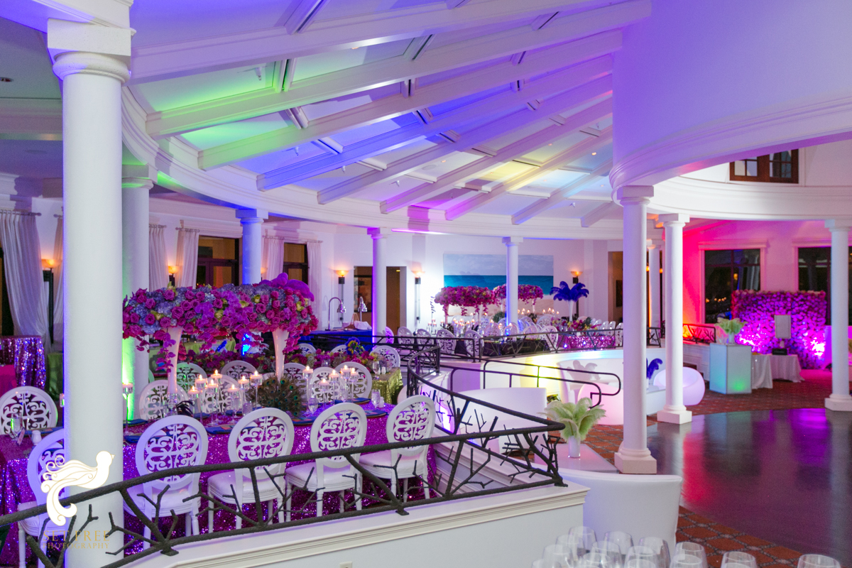 Masquerade Party At Miromar Lakes Niche Event Rentals